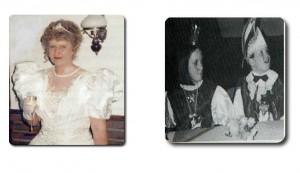 Prinzessin Angela I. mit Kinderprinzessin Tabea I. & Kinderprinz Simon I.